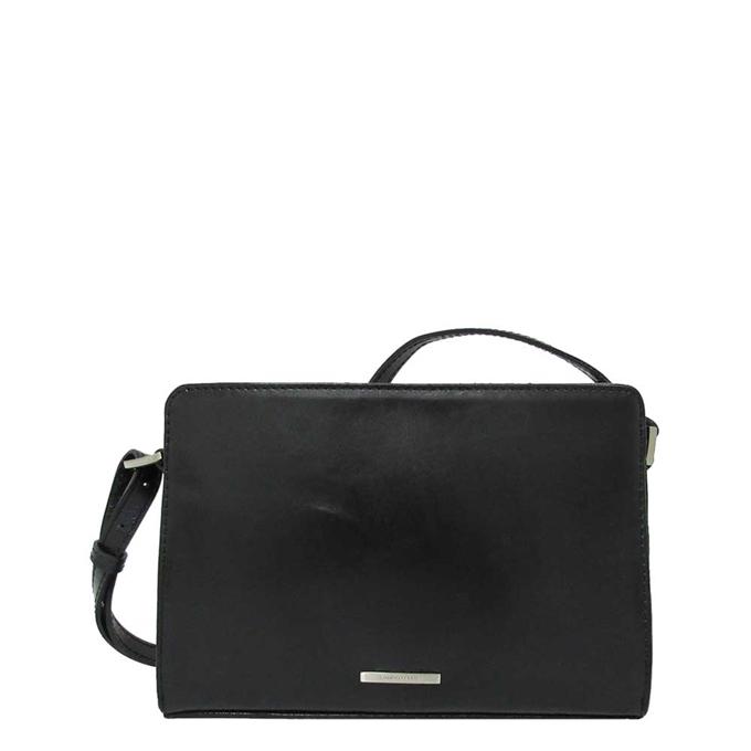 Claudio Ferrici Classico Shoulder Bag black - 1