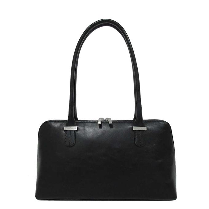 Claudio Ferrici Classico Shoulder Bag black4 - 1
