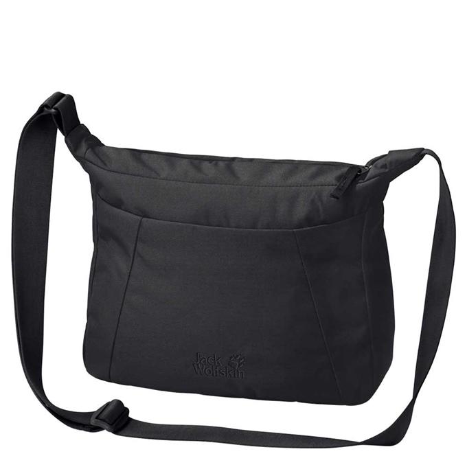 Jack Wolfskin Valparaiso Bag black - 1