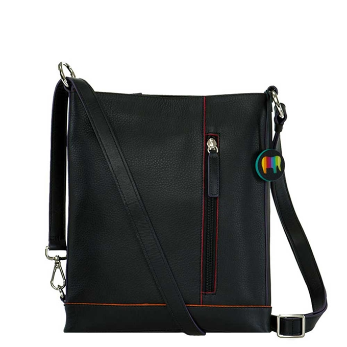 Mywalit Zurich Cross Body black/pace - 1