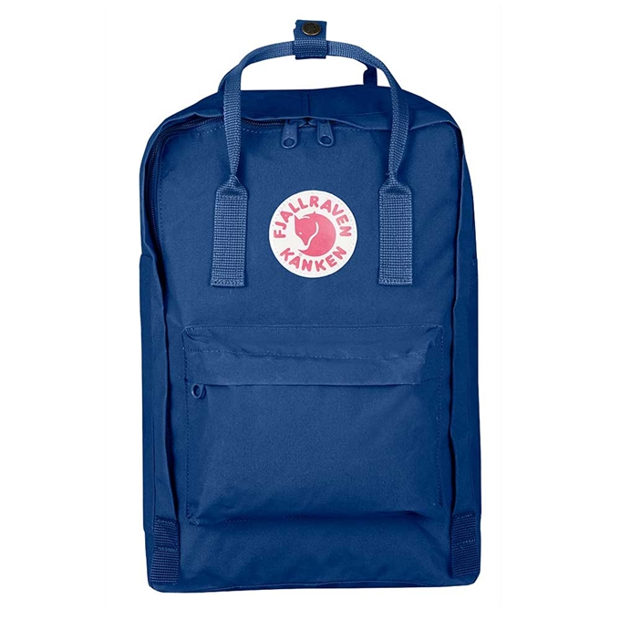 "Fjallraven Kanken Laptop 15"" Rugzak deep blue - 1"
