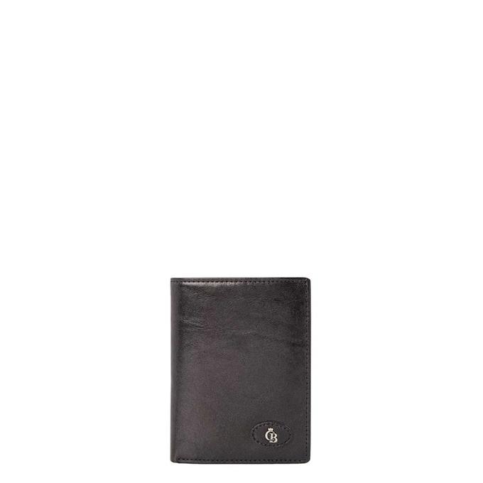Castelijn & Beerens Gaucho Billfold Portefeuille zwart2 - 1