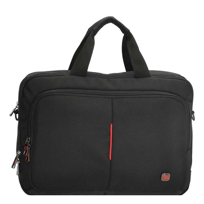 Enrico Benetti Cornell Laptoptas 14'' black - 1