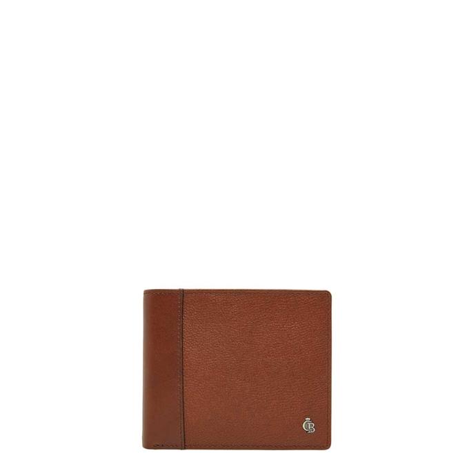 Castelijn & Beerens Vivo Portemonnee RFID cognac2 - 1