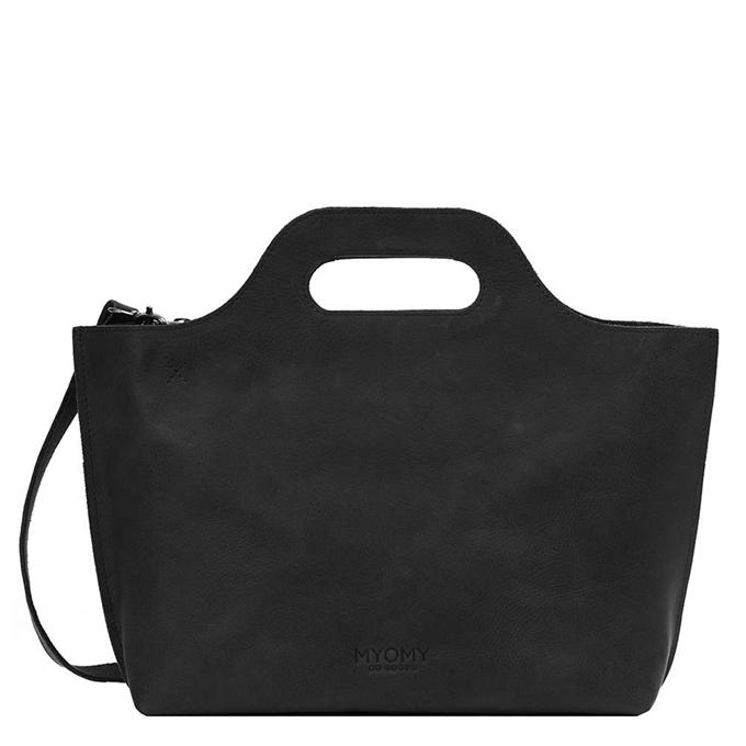Myomy Carry Bag Handbag hunter off black - 1