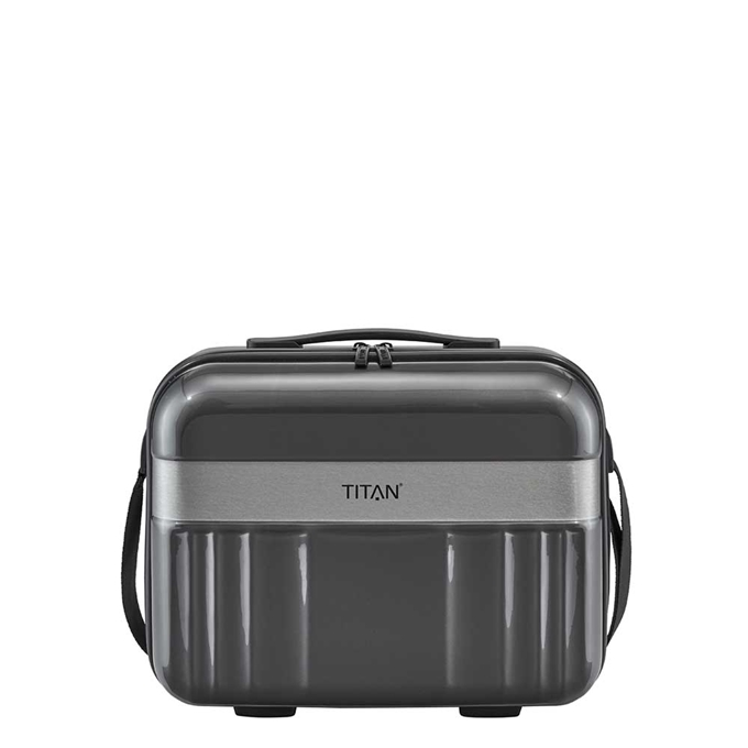 Titan Spotlight Flash Beautycase antracite
