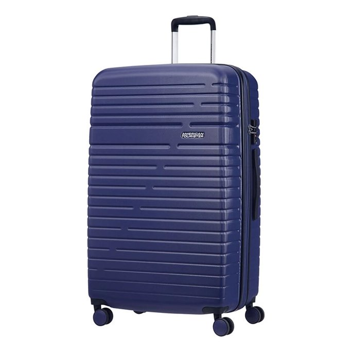 American Tourister Aero Racer Spinner 79 Expandable nocturne blue - 1