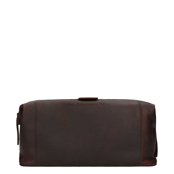 The Chesterfield Brand Vince Toiletbag brown - 1
