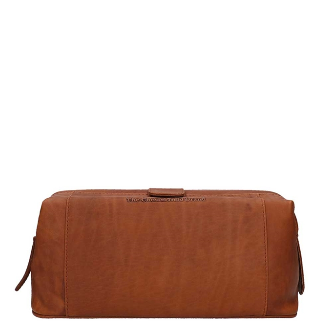 The Chesterfield Brand Vince Toiletbag cognac - 1