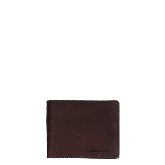 The Chesterfield Brand Marion Billfold bruin - 1