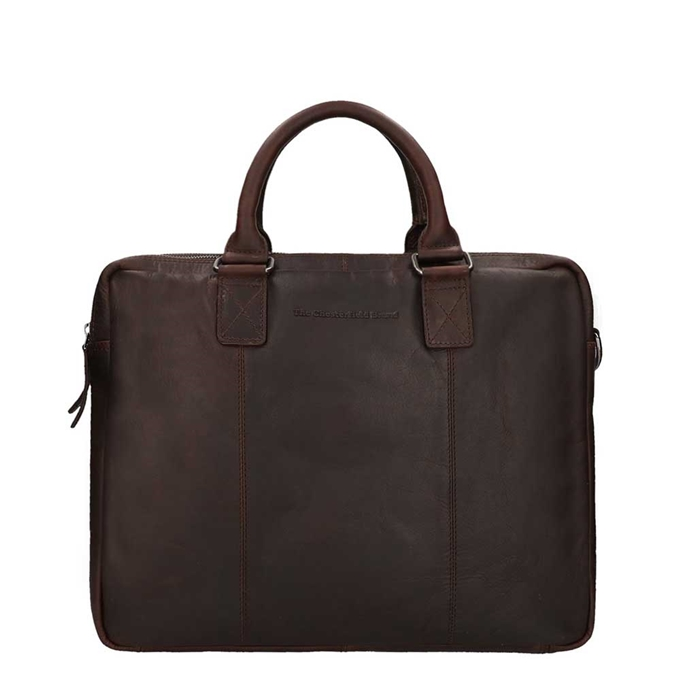The Chesterfield Brand Floris Laptopbag brown - 1