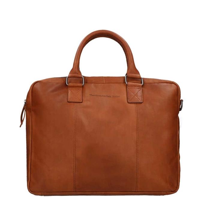 The Chesterfield Brand Floris Laptopbag cognac - 1
