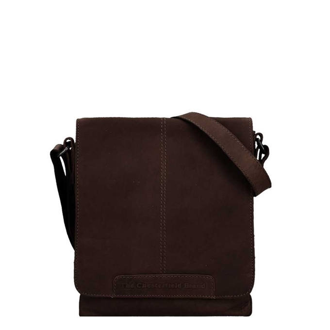 The Chesterfield Brand Bodin Shoulderbag brown - 1