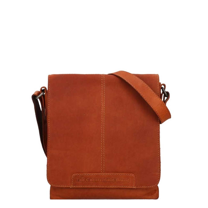 The Chesterfield Brand Bodin Shoulderbag cognac - 1