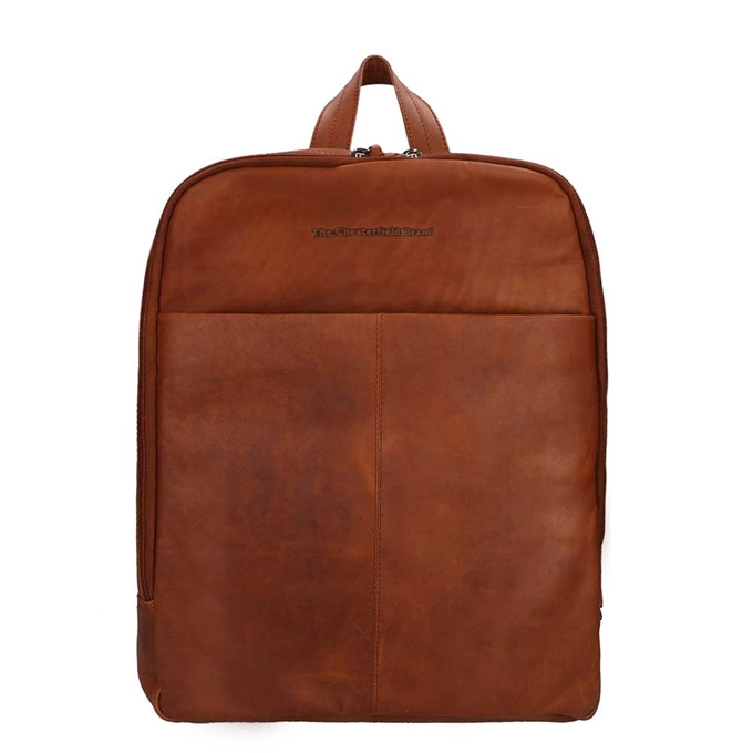 The Chesterfield Brand Dex Laptop Backpack cognac - 1