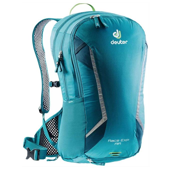 Deuter Race Expandable Air Backpack petrol / arctic