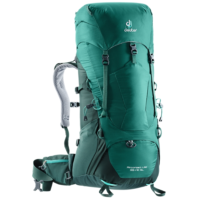 Deuter Aircontact Lite 35+10 SL Backpack alpinegreen / forest - 1