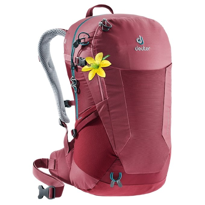 Deuter Futura 22 SL Backpack cardinal / cranberry