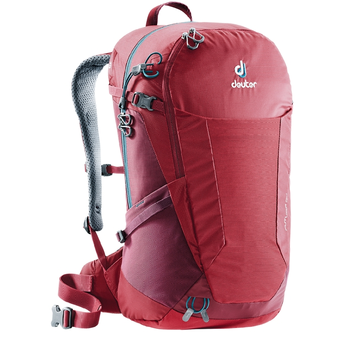 Deuter Futura 24 Backpack cranberry / maron - 1