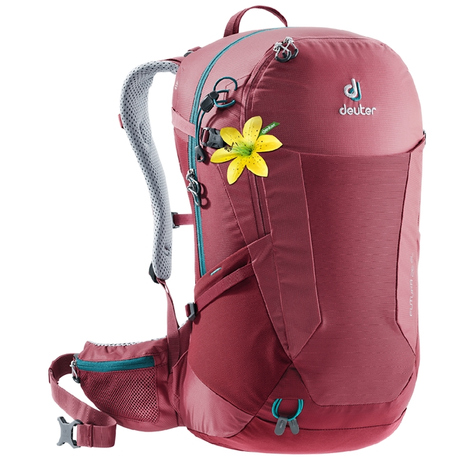 Deuter Futura 26 SL Backpack cardinal / cranberry - 1
