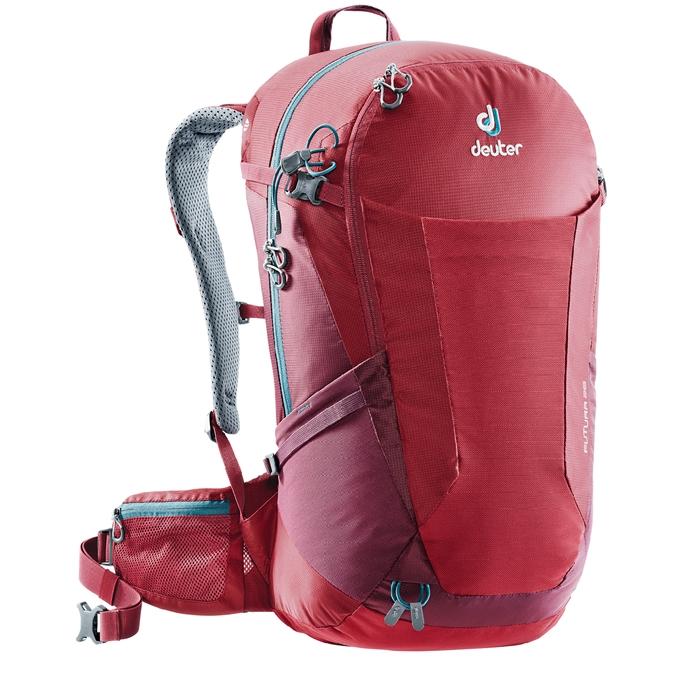 Deuter Futura 28 Backpack cranberry / maron