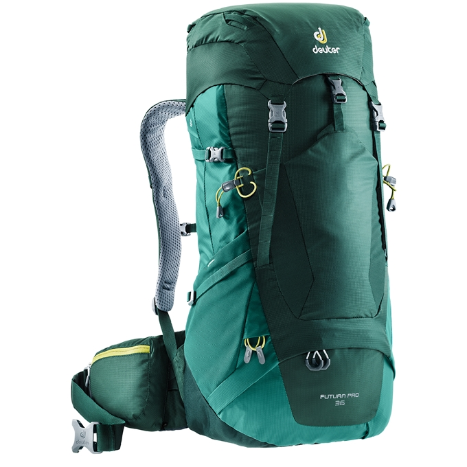 Deuter Futura Pro 36 Backpack alpinegreen / forest