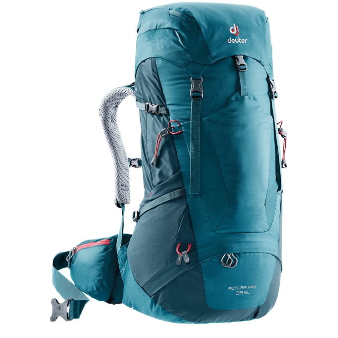Deuter Futura Pro 38 SL Backpack denim / arctic - 1