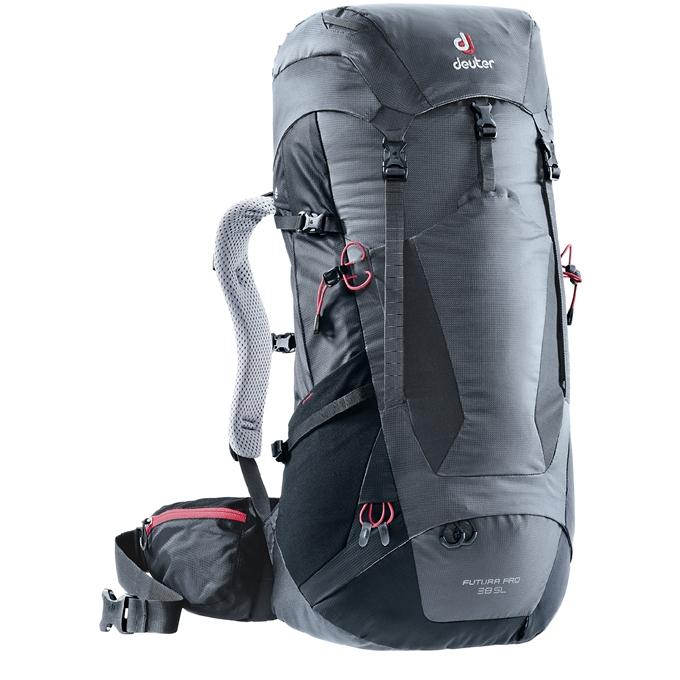 Deuter Futura Pro 38 SL Backpack graphite / black - 1