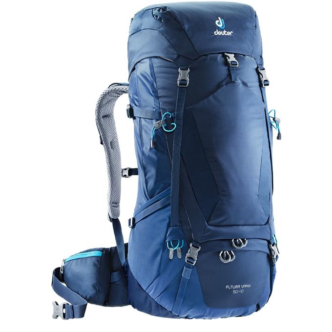 Deuter Futura Vario 50+10 Backpack midnight / steel - 1