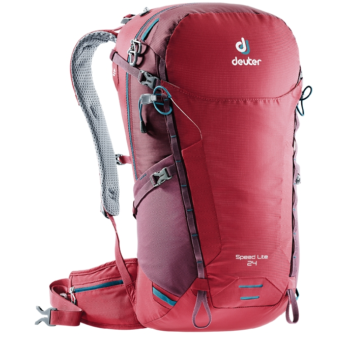 Deuter Speed Lite 24 Backpack cranberry / maron - 1