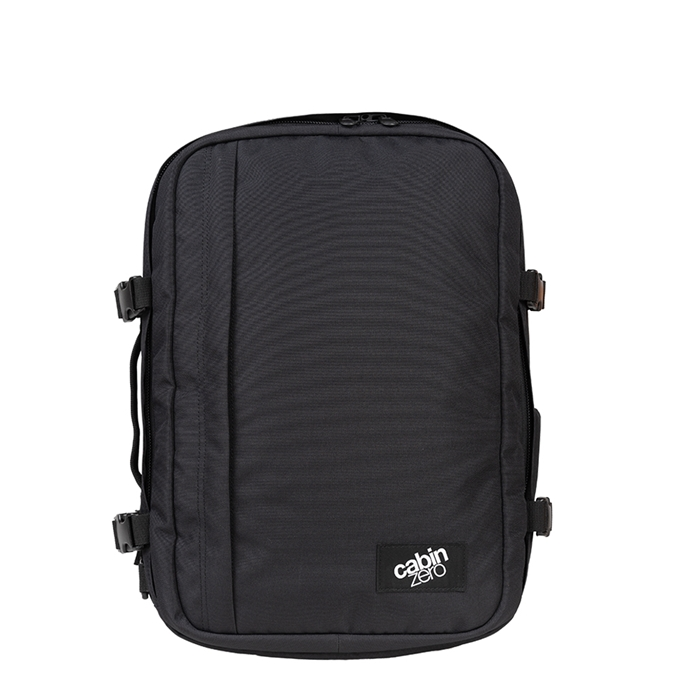 CabinZero Classic Plus 32L absolute black - 1