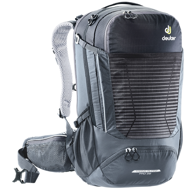 Deuter Trans Alpine Pro 28 Backpack black/graphite - 1