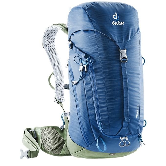 Deuter Trail 22 Backpack steel/khaki - 1