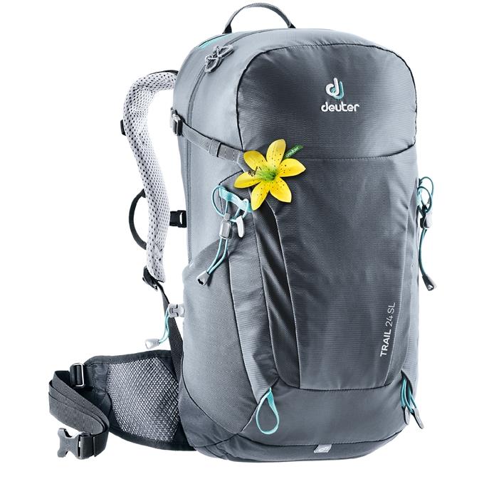 Deuter Trail 24 SL Backpack graphite/black - 1