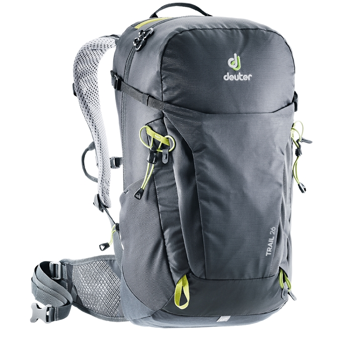 Deuter Trail 26 Backpack black/graphite