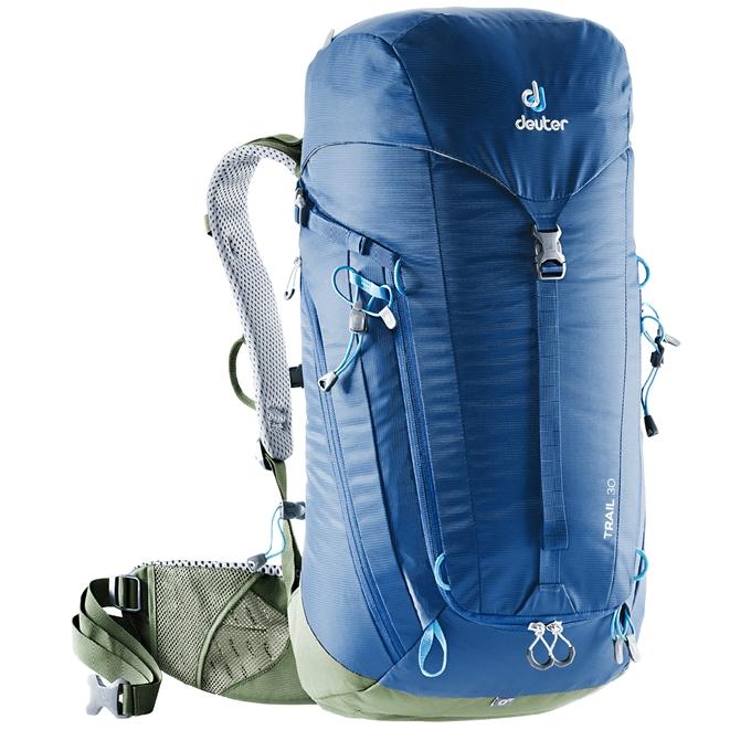 Deuter Trail 30 Backpack steel/khaki - 1