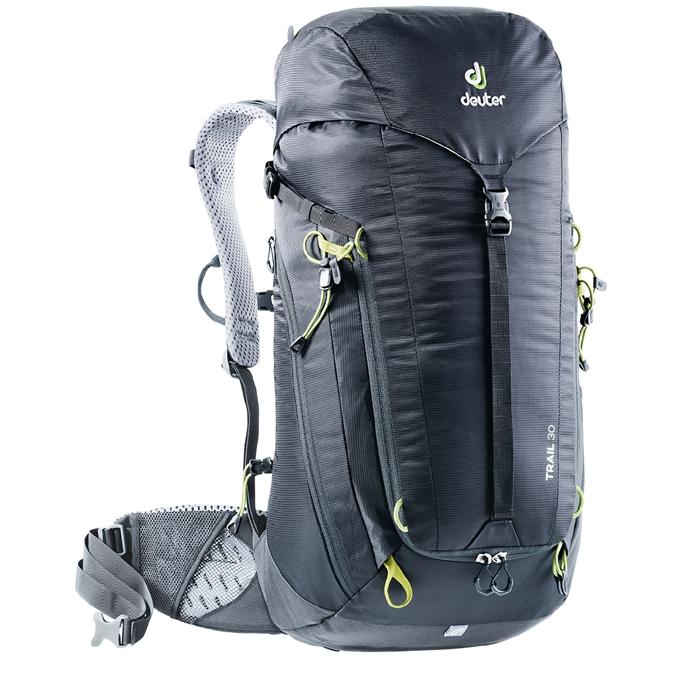 Deuter Trail 30 Backpack black/graphite - 1