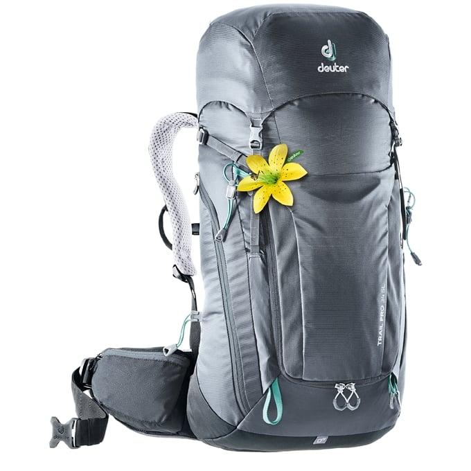 Deuter Trail Pro 34 SL Backpack graphite/black - 1
