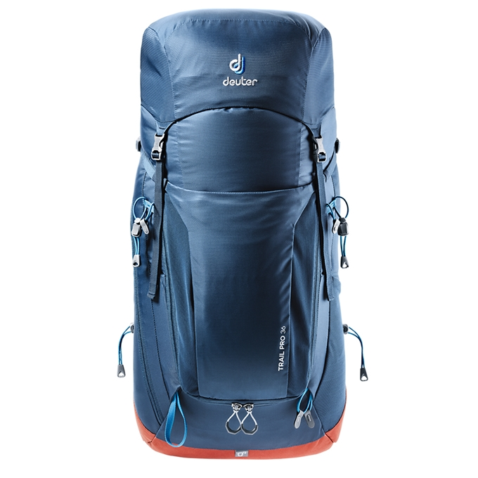 Deuter Trail Pro 36 Backpack midnight/lava - 1