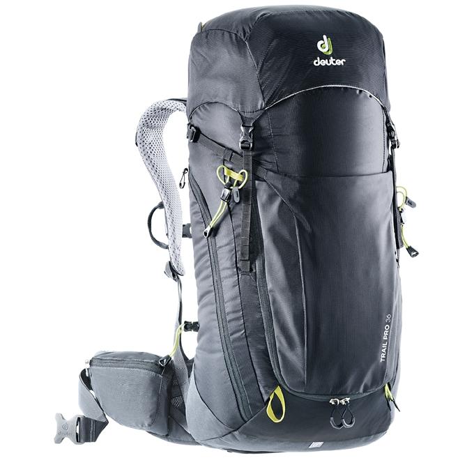 Deuter Trail Pro 36 Backpack black/graphite - 1