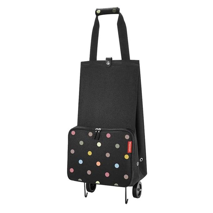 Reisenthel Shopping Foldable Trolley dots - 1