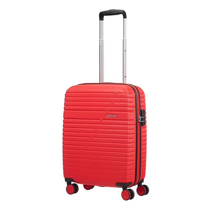 American Tourister Aero Racer Spinner 55 poppy red - 1