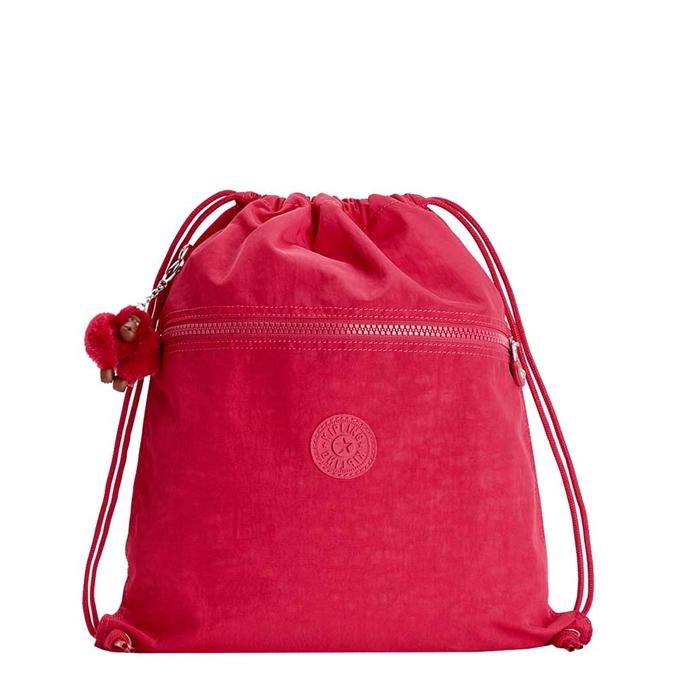 Kipling Supertaboo Gymsack true pink