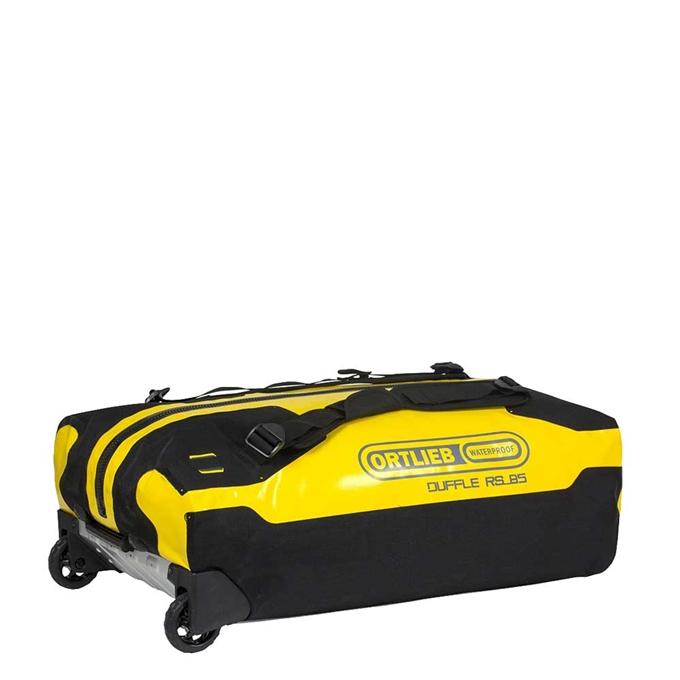 Ortlieb Duffle RS 85L sunyellow / black - 1