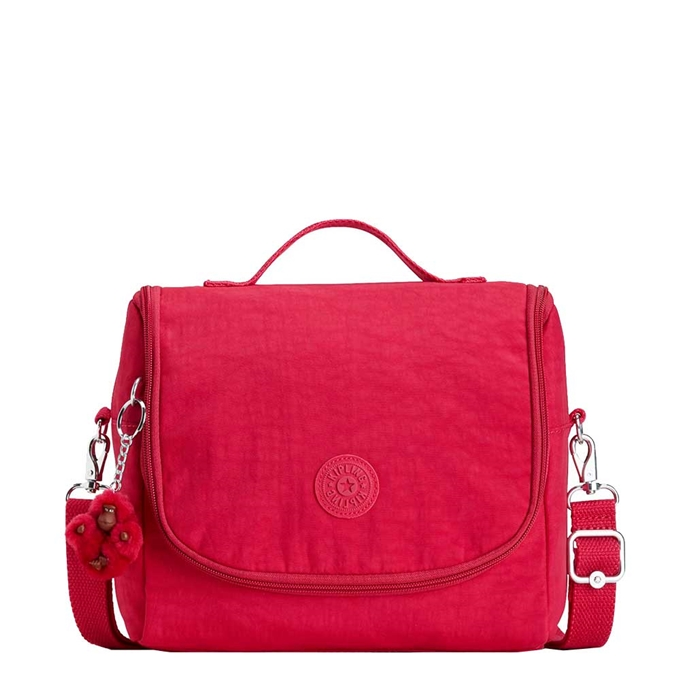 Kipling New Kichirou Schoudertas true pink