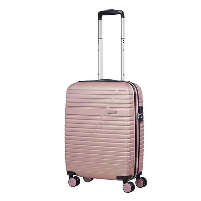 American Tourister Aero Racer Spinner 55 rose pink - 1