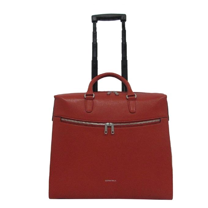 "Gigi Fratelli Romance Lady business trolley 15.6"" orange"