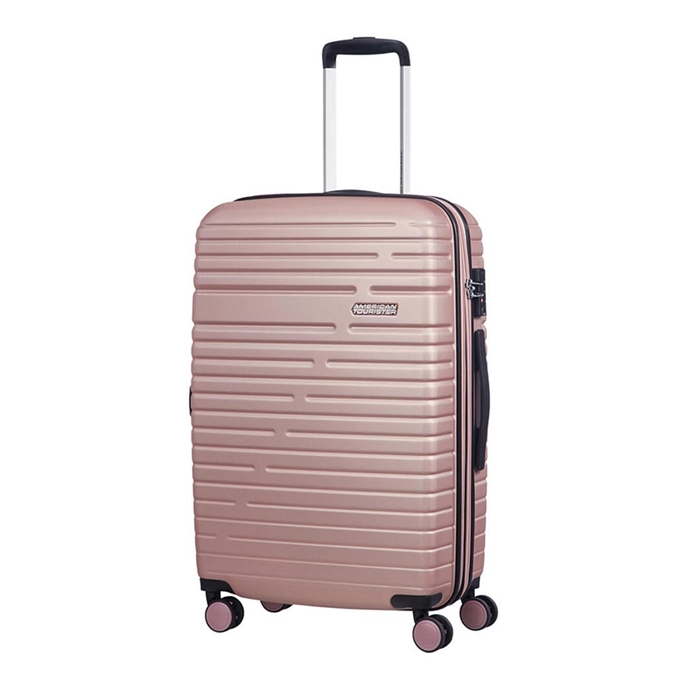 American Tourister Aero Racer Spinner 68 Expandable rose pink - 1