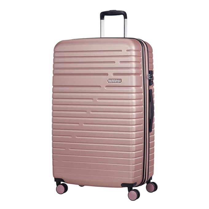 American Tourister Aero Racer Spinner 79 Expandable rose pink - 1