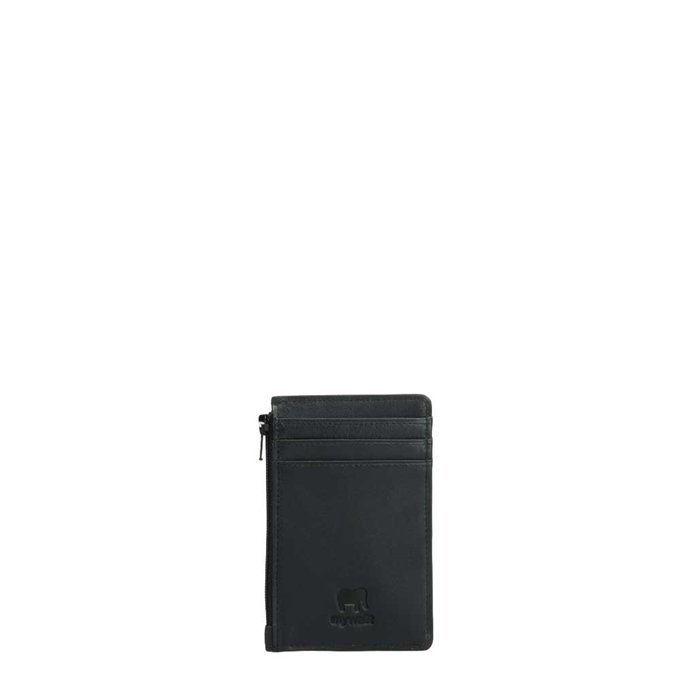 Mywalit Accessories Credit Card Holder/wCoin Purse black - 1